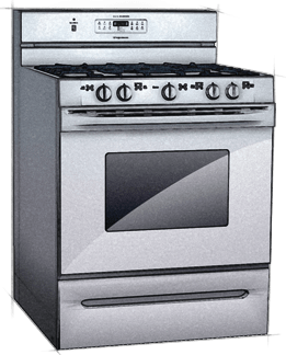 KitchenAid Range/Stove/Oven Troubleshooting U0026 Repair Help